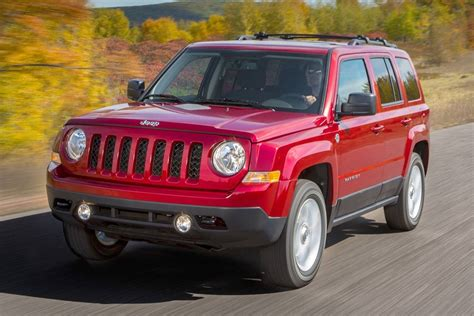 jeep liberty patriot   suv  door