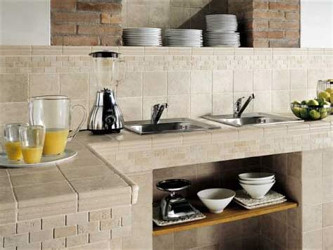 Tile Kitchen Countertops  Hgtv