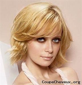 Coupe De Cheveux Mi Court : coupe cheveux femme mi court ~ Nature-et-papiers.com Idées de Décoration