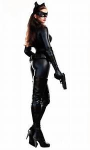 Catwoman Lokal Versus Internasional