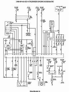 4 Cylinder Engine Schematic
