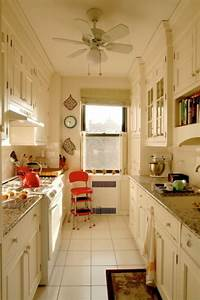 Very Small Galley Kitchen