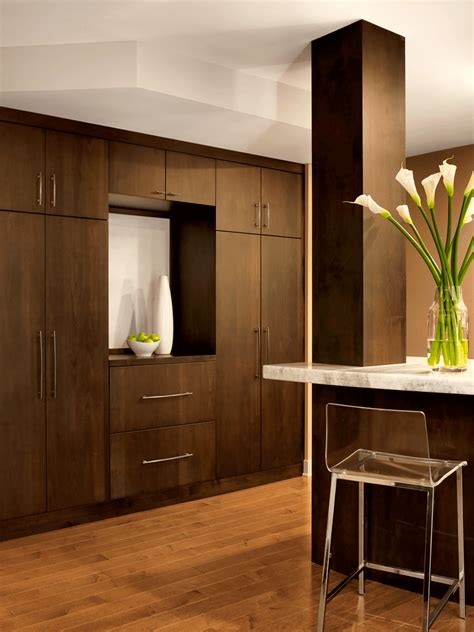 Contemporary Kitchen Storage Solutions  Beckallen Cabinetry