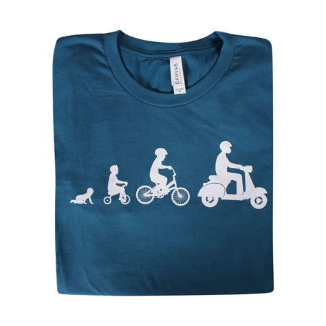 t shirt scooter evolution scooterworks usa