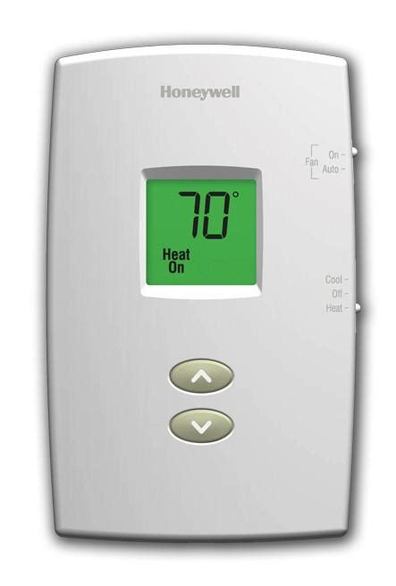 Pro 1 Thermostat User Manual