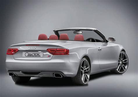 Audi Convertible Caractere Gallery Top Speed