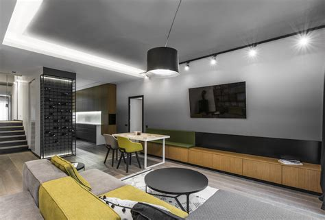 Interior Design : Modern Interior Design Small Apartment