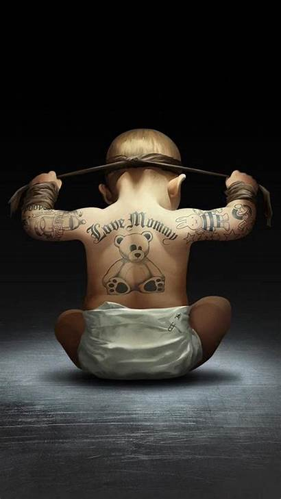 Tattoo Wallpapers 4k Iphone