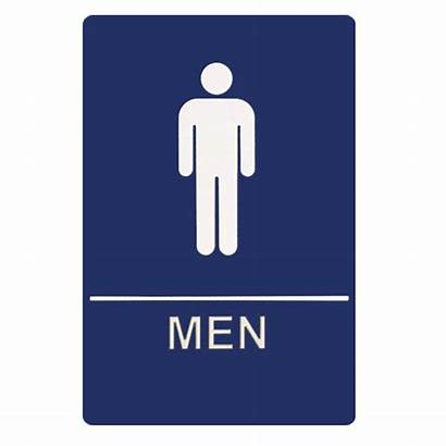 Bathroom Signs Clipart Sign Mens Restroom Male