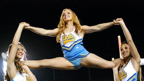 times  ucla cheerleaders showed     pom poms page  sharejunkies