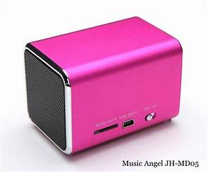 Music Angel Speaker Manual Jh