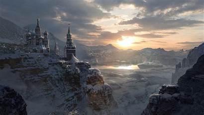 Winter Russia Russian Wallpapers Resolution Lina 4k