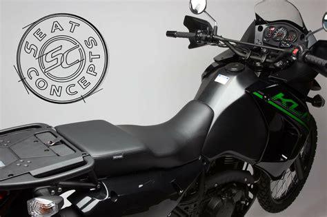 seat concepts kawasaki klr  adventure moto australia