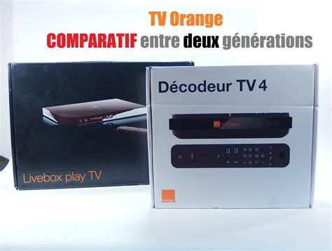 Comparatif Tv Sosh 2017 Et Tv Orange 2017 !