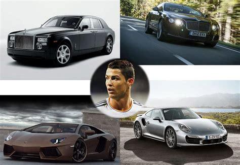 cars owned  cristiano ronaldo