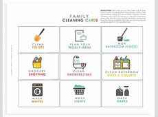 Create a Cleaning Schedule That Works Living Well