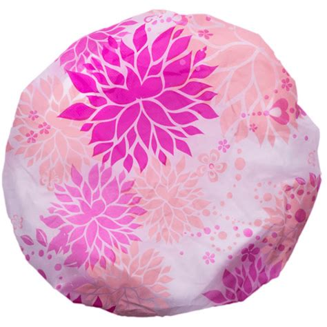 Shoo Shower Cap - shower cap finer things collection by the creme shop