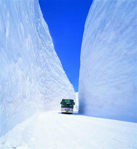 Incredible Snow Clearing In Japan Wordlesstech