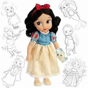 Disney Muñeca Animators Blanca Nieves de Colección ...