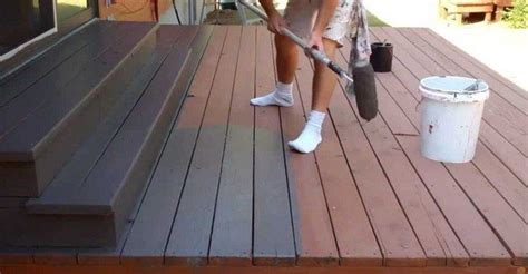 deck stains oil based water based deck stain