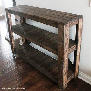 Best 25+ Rustic console tables ideas on Pinterest Tv