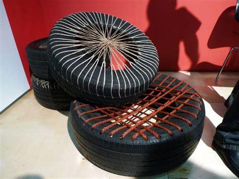 tire seats ideas  pinterest tire chairs