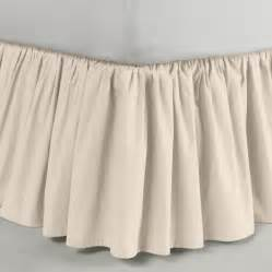 Kohls Bed Skirts by Home Classics 174 Ruffle Bedskirt King