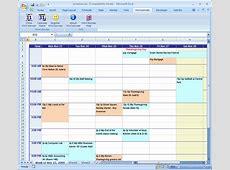 Weekly Calendar Schedule Maker – printable weekly calendar
