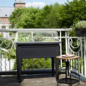 Mini Serre De Balcon : serre pour balcon toutes nos solutions marie claire maison ~ Premium-room.com Idées de Décoration