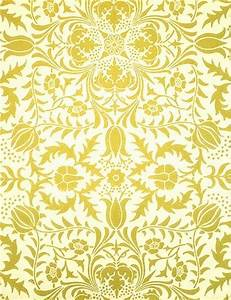 Gold wallpaper patterns and wallpapers on