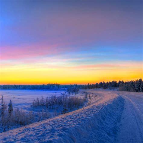 Best Ipad Wallpaper Winter Season