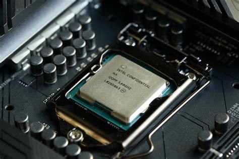 intel core 9th i9 cpu gen 9900k gaming fastest processors eksploitasi threading perlu hyper melindungi daripada mematikan anda tidak untuk