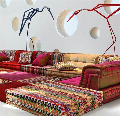 canapé marocain le canapé marocain qui va bien avec votre salon salons