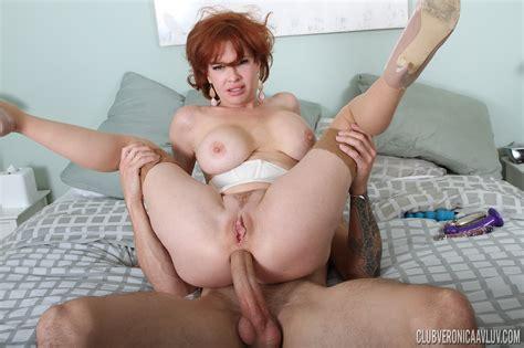 Mature Redhead Milf Enjoying Double Penetration Tgp