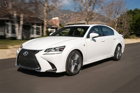 sporty lexus sedan 2017 lexus gs 450h pricing for sale edmunds