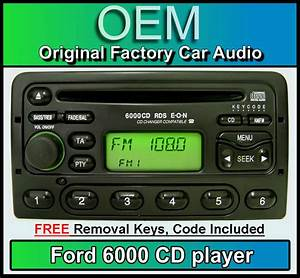 Ford Focus Cd Player  Ford 6000 Car Stereo With Radio