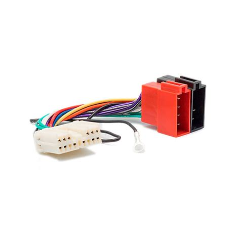 Mitsubishi Wiring Harnes Connector by Car Iso Wiring Harness Stereo For Mitsubishi 1996 2006