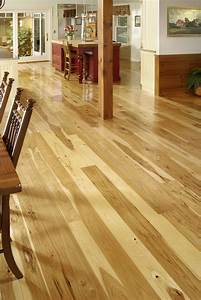 Hickory, Flooring, Traditional, Dining, Room