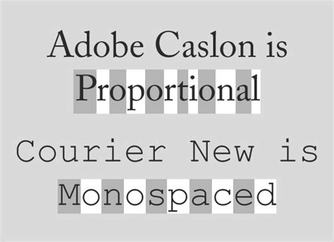 a crash course in typography the basics of type noupe