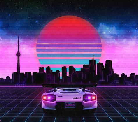 Retrowave Wallpapers
