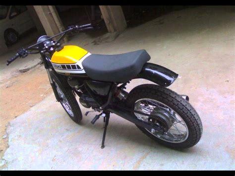 Bike Modification Graphics by Yamaha Rx 100 Modified