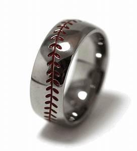 Baseball Wedding Ring Wwwimgkidcom The Image Kid Has It