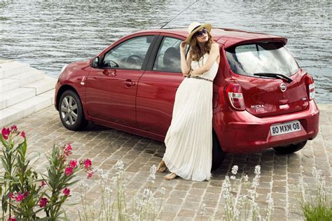 Nissan Micra Elle Special Edition