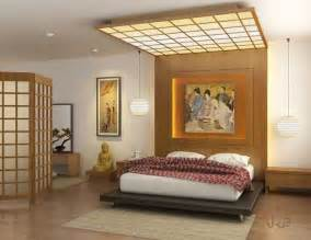 Asian Bedroom by Asian Interior Decorating In Japanese Style