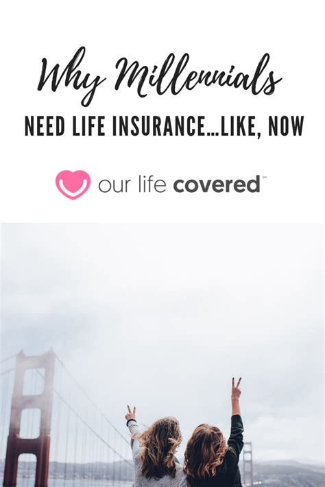 Also, avoid the mistake of taking out too little coverage. Why Millennials Need Life Insurance…Like, Now   Insurance, Millennials, Life