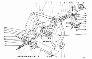 John Deere 1032 Snowblower Parts Diagram
