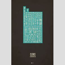 Minimalist Movie Posters Filled With Famous Quotes (12 Total