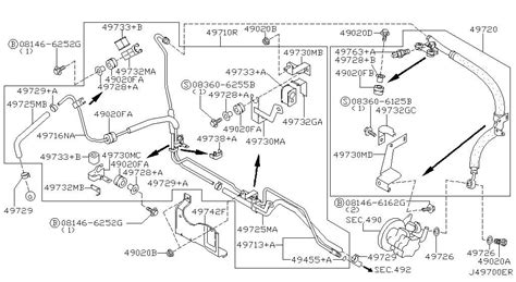 2002 Nissan Maxima Motor Diagram by 2005 Nissan Altima Power Steering Diagram Auto Engine