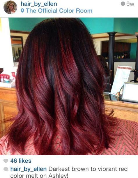 Darkest Brown Hair Color by 1000 Ideas About Darkest Brown Hair On Brown