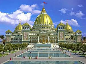 Interesting facts about Mayapur temple ~ The ISKCON
